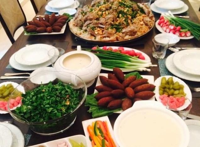 لحني الانفصال مشوش ترتيب سفرة رمضان بالصور Comertinsaat Com