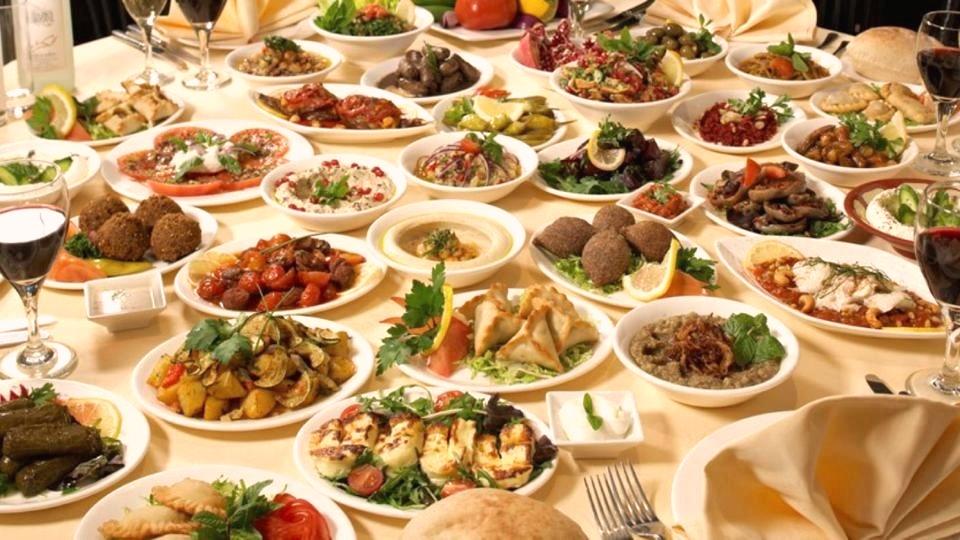 اطيب الاكلات السورية بالصور