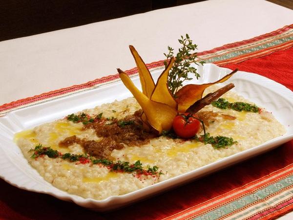 طريقة عمل الجريش السعودي بجبنة الكيري