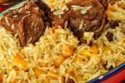طريقة عمل مجبوس اللحم الخليجي
