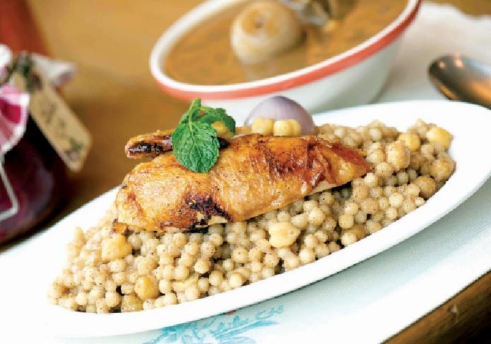 طريقة عمل المغربية بالدجاج وصفة مميزة