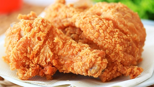 بروستد الدجاج