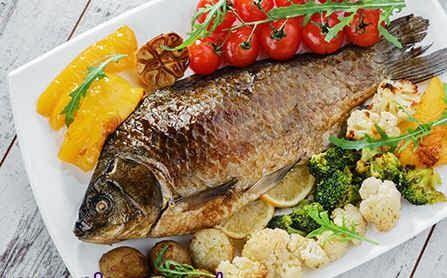 فوائد السمك للحامل و رضيعها