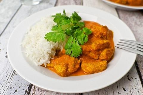 دجاج تكا الهندي