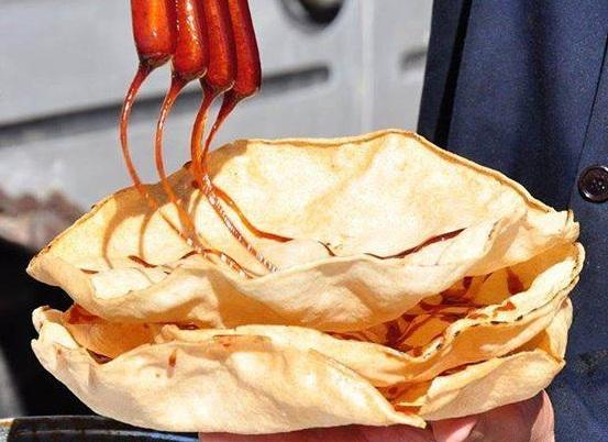 طريقة عمل الناعم السوري او خبز رمضان