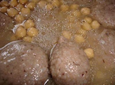 طريقة عمل كبة يخني المصلاوية العراقية