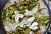طريقة عمل حلى الحبوب السوري