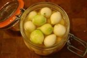 طريقة عمل مخلل البصل والثوم