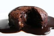 طريقة عمل مولتن كيك او بركان الشوكولا