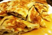 طريقة عمل المشلتت بالجبن والعسل