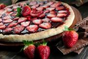 طريقة عمل بيتزا الفريز والشوكولا