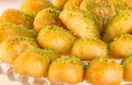 طريقة عمل رموش الست اطيب الحلويات الشرقية