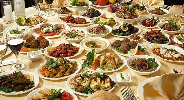 الطبخ الشامي