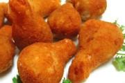 طريقة عمل فطائر افخاذ الدجاج