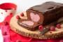 طريقة عمل كيك القلب بالشوكولا