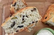 طريقة عمل خبز الزيتون للفطور