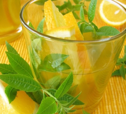 شراب الليمون والميرمية