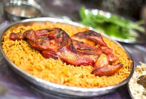 طريقة عمل مندي الدجاج اليمني الاصلي