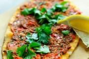 طريقة عمل البيتزا التركية
