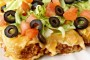 طريقة عمل بيتزا اللحم المكسيكية