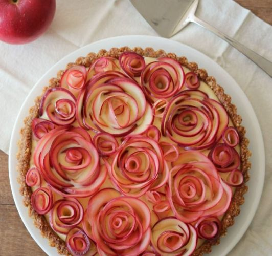 وردات تارت التفاح