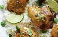 دجاج بالحامض والرز وصفة جديدة للغداء
