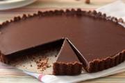طريقة عمل تارت الشوكولا
