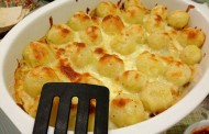 طريقة عمل كرات البطاطس بالدجاج