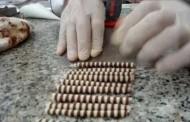 بالفيديو : حلى سجائر الشوكولاته