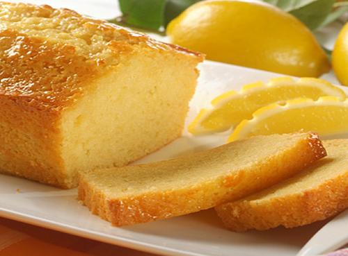 باوند كيك الليمون