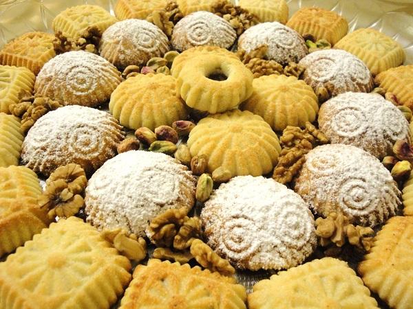 بالفيديو : اشهر حلويات العيد في كل دولة