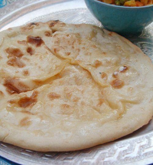 طريقة عمل خبز الملوح اليمني