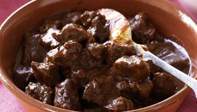 لحم بالزنجبيل