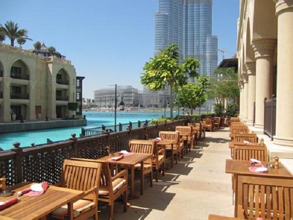 حجز مطاعم دبي