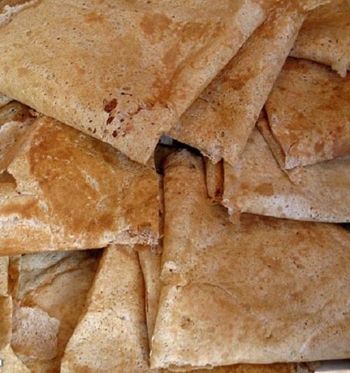 خبز المسح