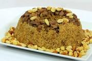 طريقة عمل الأرز بالكبدة و القوانص