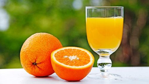 طريقة عمل عصير البرتقال على اصوله
