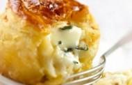 طريقة عمل فطائر الجبن والمايونيز