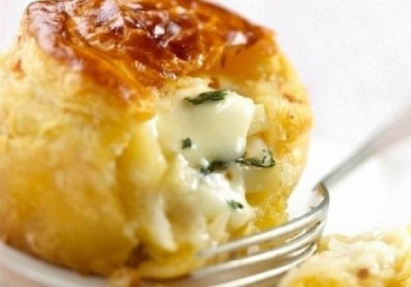 فطائر الجبن والمايونيز