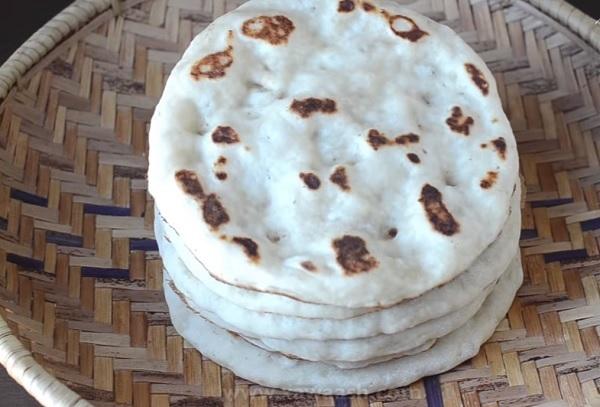 طريقة عمل خبز التنور الميفا الجنوبي