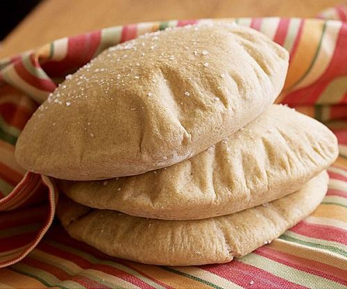صورة الخبز الفرنسي بالثوم