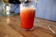 طريقة عمل عصير الكيوي والفراولة