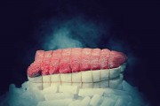 اغلى قطعة لحم في العالم بـ 3200 دولار