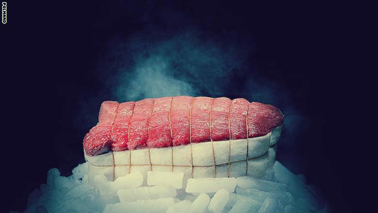 اغلى قطعة لحم