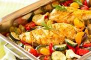 طريقة عمل فاهيتا الدجاج بالذرة