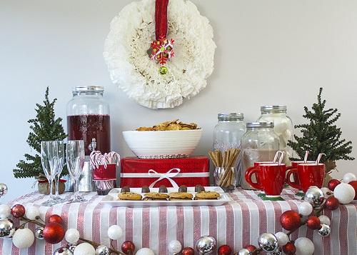اطباق الكريسماس