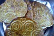 طريقة خبز القالب درعا او المرشم السويداء