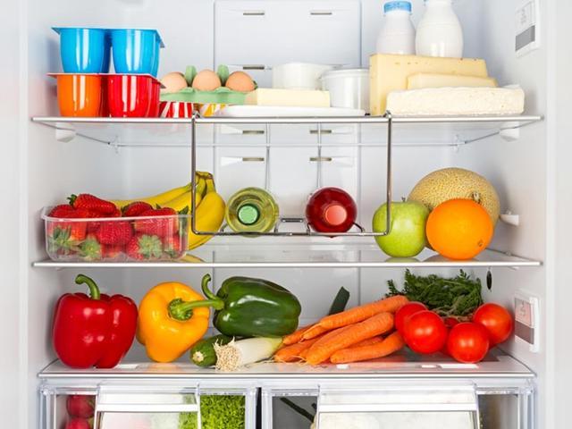 8 طرق انيقة لحفظ الاطعمة بعد شرائها