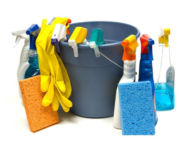 طريقة تنظيف البيت في 10 دقائق