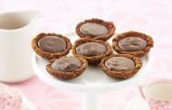 طريقة عمل ميني تارت الشوكولاتة